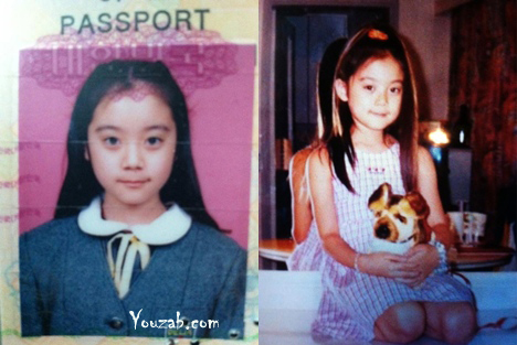 Hyelim passport photo