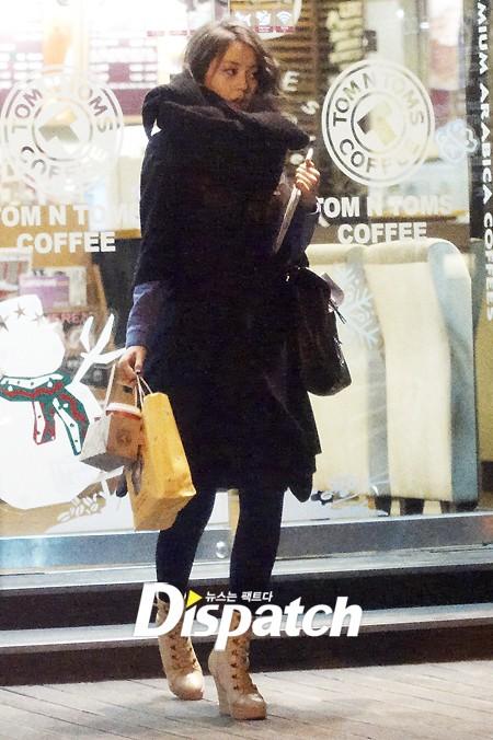 Sohee Seulong dating