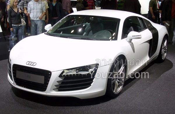 Audi R8 V.10