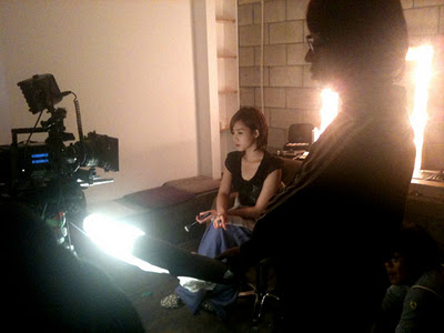 Eunjung Tony Moly Photoshoot
