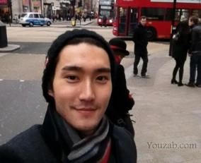 Siwon at London