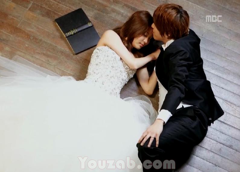 SeoHyun YongHwa Wedding Dress