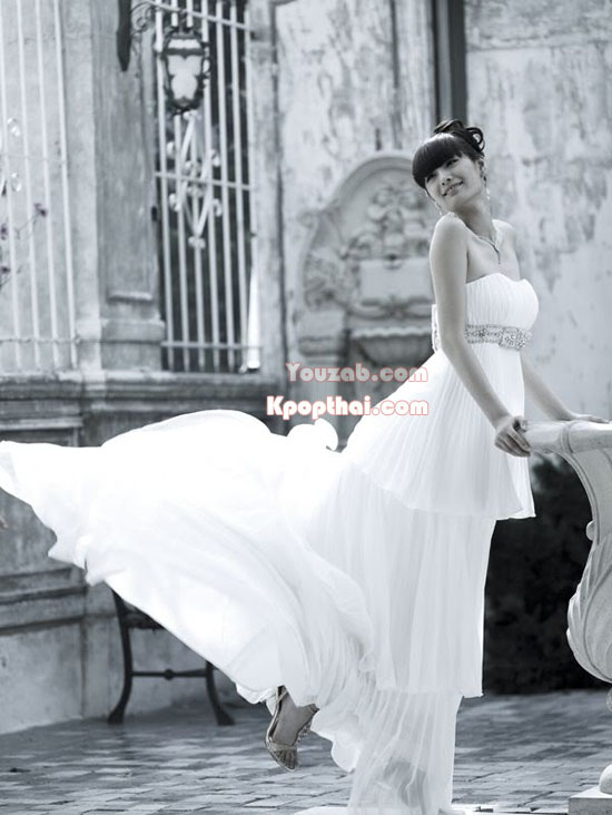 After school-nana-wedding-dress
