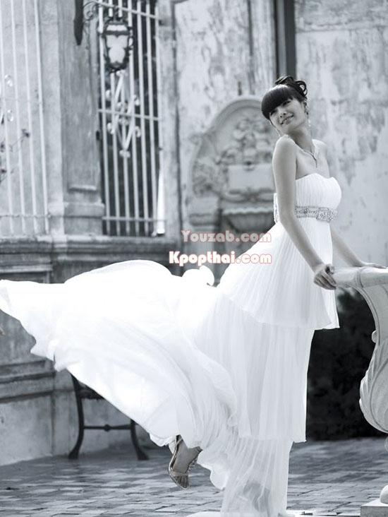 After school-nana-wedding-dress