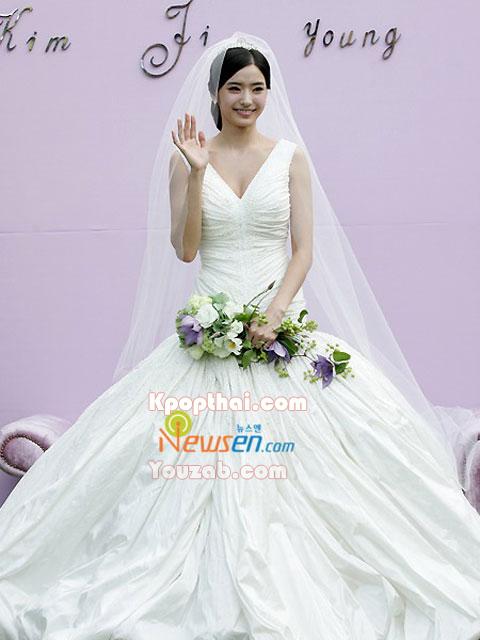 HanChaeYoung in Wedding Dress