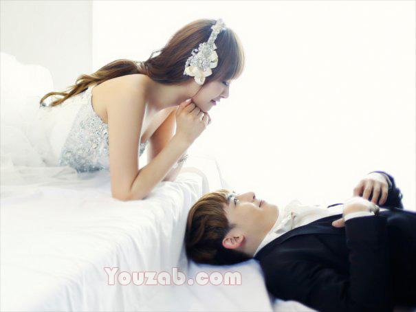 Nickhun-Victoria Wedding Dress