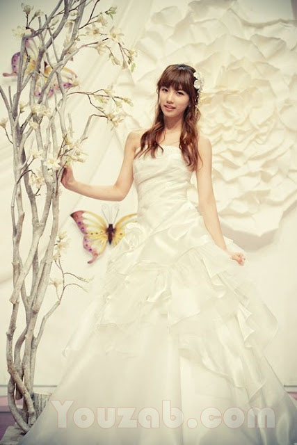 Suzy MissA Wedding Dress