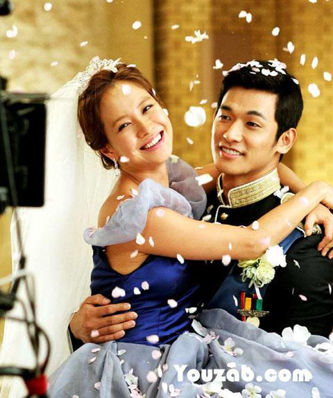Jihyo in Wedding Dress