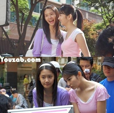 YoonA & SonEunSeo Pre-Debut