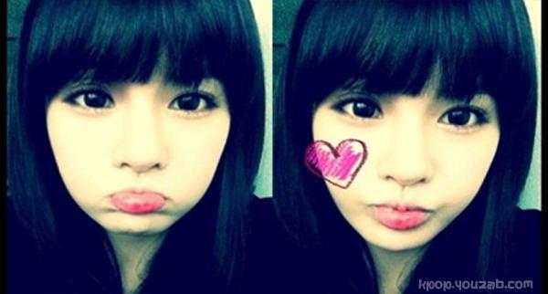 โบรัมจากT-araแชร์ภาพน่ารักเหมือนตุ๊กตาของเธอ!!