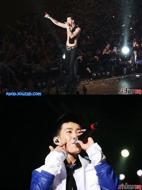 คอนเสิร์ต Jay Park