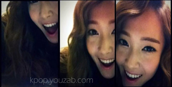 Jessica new hair style