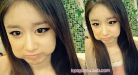 จียอนจากT-araแชร์ภาพแก้มตุ่ยของเธอ