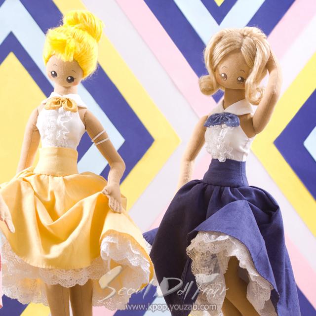 Secret dolls