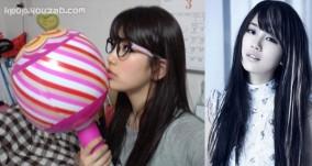 ซูจีกับอมยิ้มยักษ์