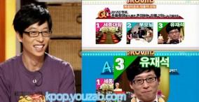 ยูแจซอกได้รับโหวตจากเด็กประถมว่าเป็น 'บุคคลที่น่าชื่นชมที่สุดเป็นอันดับที่2'