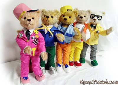 Big Bang Bears