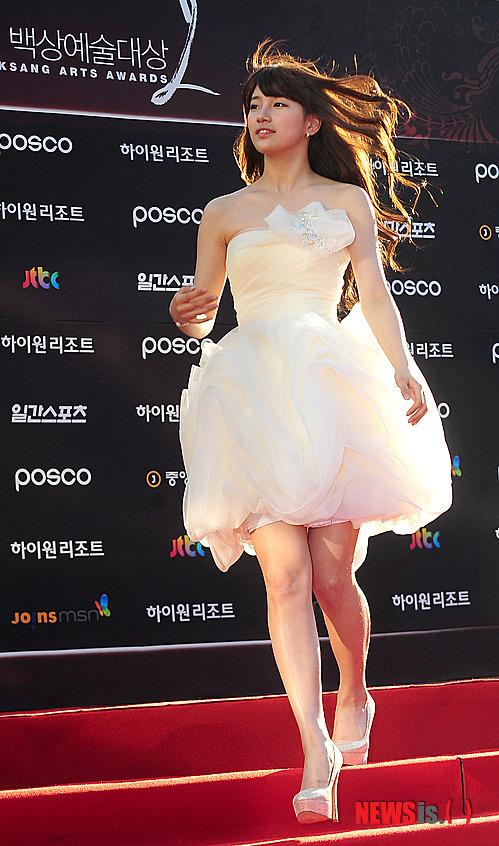 Suzy at 48th Baeksang Arts Award