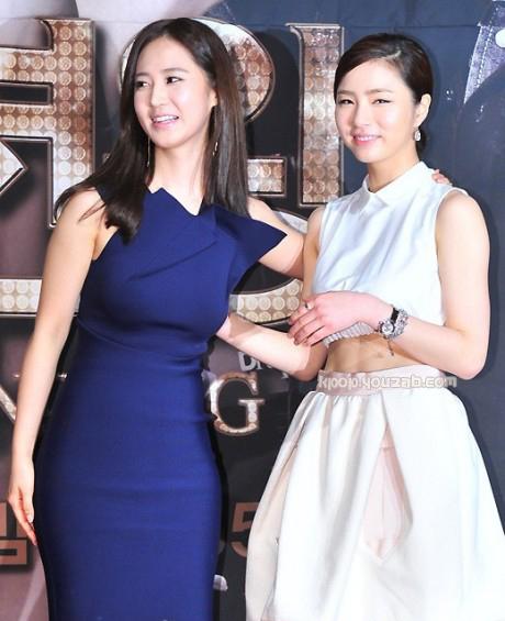 ชินเซคยองและยูริSNSD จาก Fashion King ทำตัวไม่ถูกเมื่อเจอกันในช่วงแรก!!