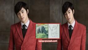 ยุนโฮและภาพวาดของเขา