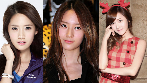คริสตัล f(x) หน้าเหมือนยุนอา SNSD มากกว่าพี่สาวของเธอเจ ... F(x) Krystal And Yoona