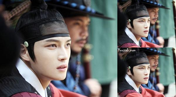 แจจุงJYJ ได้รับคำชมเชยจากการแสดงของเขาในเรื่อง Time Slip Dr. Jin