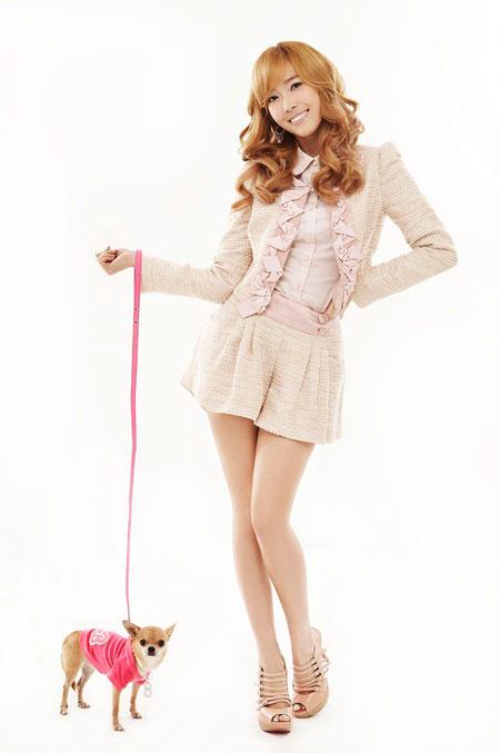 Jessica Legally Blonde