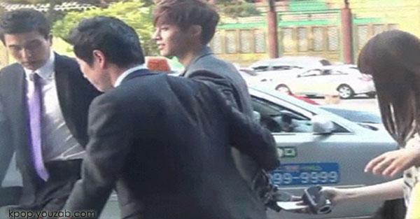 คิมฮยอนจุงละลายหัวใจแฟน