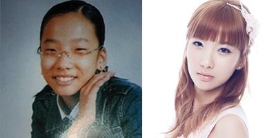 A nous les petites coréennes ! - Page 3 Jisook_rainbow_predebut1