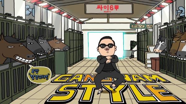 Tranqulo y Gangnam Style