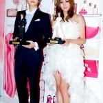 ซงจุงกิ-ยูอี (Barbie & Ken 2011)