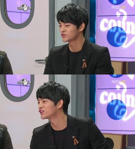 ซออินกุกเผยว่ายุนจงชินเคยทำให้เขาผิดหวังในรายการ Radio Star