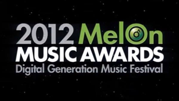 รายชื่อผู้ได้รับรางวัลจากงานประกาศรางวัล 2012 MelOn Music Awards