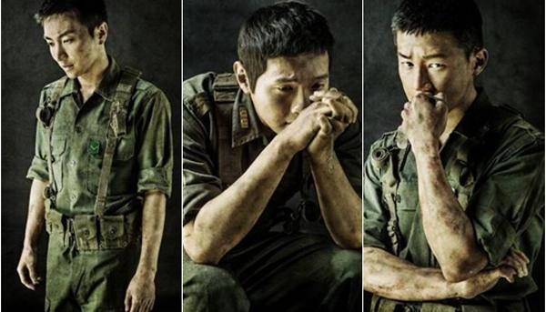 ละครเวที 'The Promise' เผยภาพโปสเตอร์สำหรับอีทึก, จีฮยอนอู และคิมมูยอล
