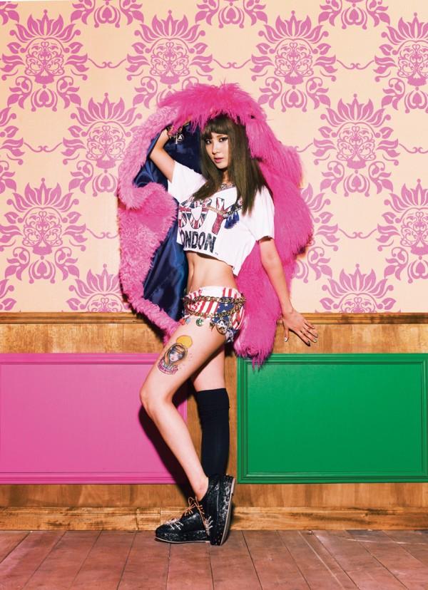 Girls Generation ปล่อยภาพทีเซอร์ของซอฮยอนสำหรับอัลบั้ม 'I Got a Boy'