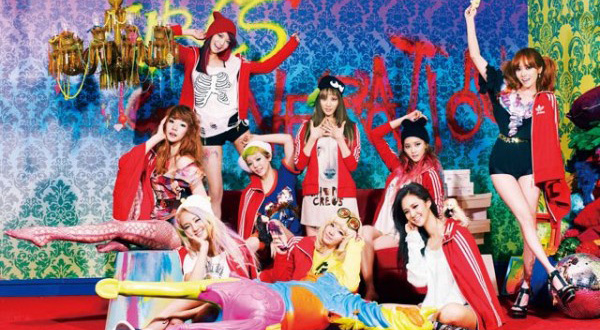"""Girls Generation ปล่อยทีเซอร์สำหรับเพลง """"I Got a Boy"""""""