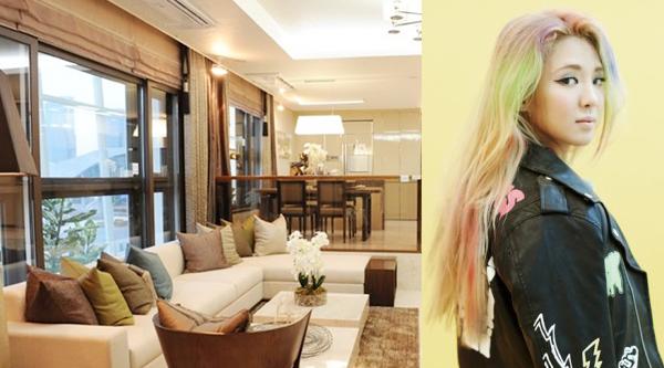Hyoyeon-penthouse