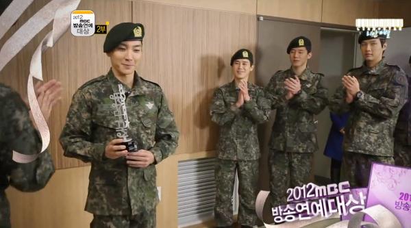 Leeteuk-MBC Entertainment Awards