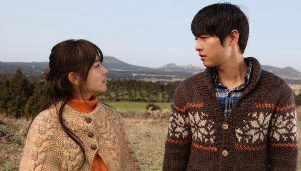 Park Bo Young-Song Joong Ki