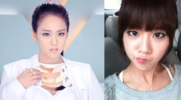 Seung Yeon - Upset