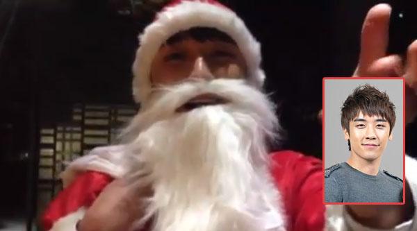Seungri-Christmas