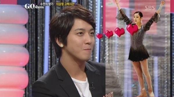 Yonghwa-Kinyuna-Go Show