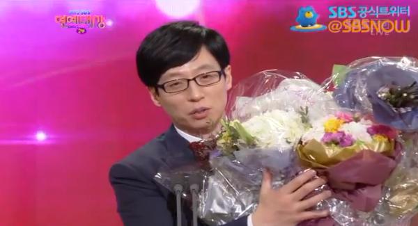 Yoo Jae Suk - Daesang Award