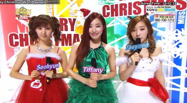 [Live]รวมการแสดงสดในรายการ Music Core 22/12/2012