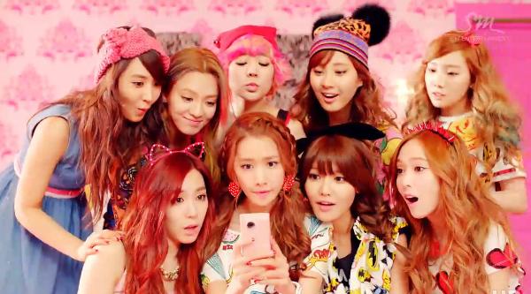 "Girls Generation ปล่อย MV ""Dancing Queen"" จากอัลบั้มที่ 4 'I Got a Boy' + ภาพทีเซอร์ฮโยยอน"