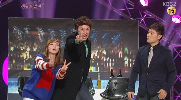 """อีกวางซูยังคงแสดงการ """"ทรยศ"""" ในรายการ Gag Concert"""