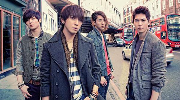 "[Live]CNBLUE คัมแบ็คด้วยเพลง ""I'm Sorry"" ในรายการ Music Bank 130118"