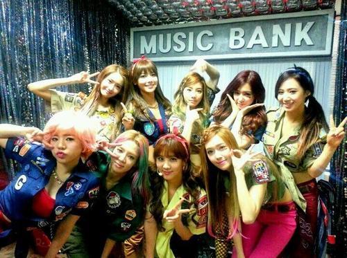 "[Live]Girls Generation คัมแบ็คเพลง ""I Got a Boy + Dancing Queen"" ในรายการ Music Bank"