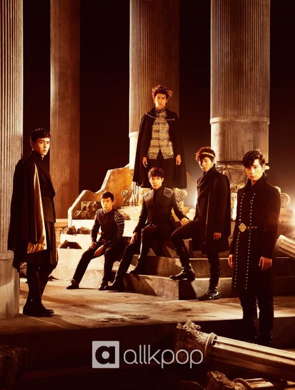 2PM ปล่อยอัลบั้มที่ 2 ในญี่ปุ่น 'Legend of 2PM' และเตรียมจัดคอนเสิร์ตที่โตเกียวโดม
