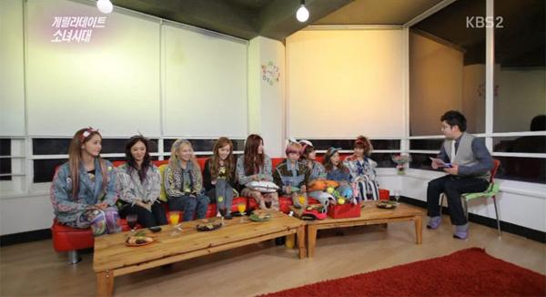 Girls Generation เผยไม่เคยได้รับแผ่นซีดีหรือคำทักทายจากรุ่นน้องของพวกเธอ